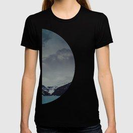Lake Louise Winter Landscape T-shirt