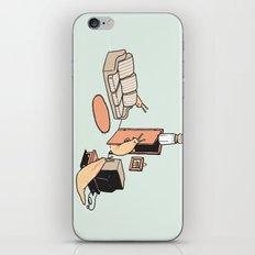 Cruel Joke iPhone & iPod Skin