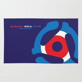 Subway Soul Adapter Rug