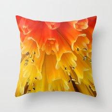 Match Sticks Throw Pillow