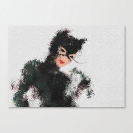 Selina the Cat Canvas Print