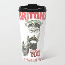 Your Country Needs You - Digital Travel Mug