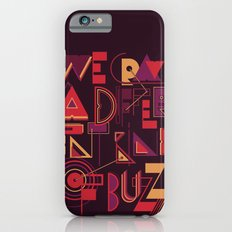 A Different Buzz Slim Case iPhone 6s