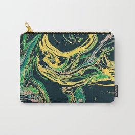 Swirling World V.1 Carry-All Pouch