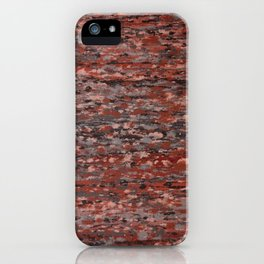 Lorne Splatter #4 iPhone Case