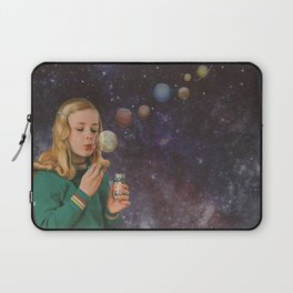 Making a planet Laptop Sleeve