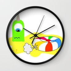 BUBOL BALL Wall Clock