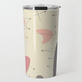 Pendan - Pink Travel Mug