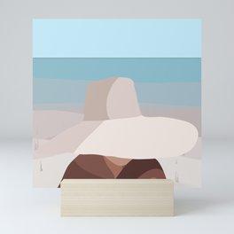 Postcard from Sicily° Mini Art Print