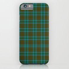 Canadian Fancy Tartan Slim Case iPhone 6s