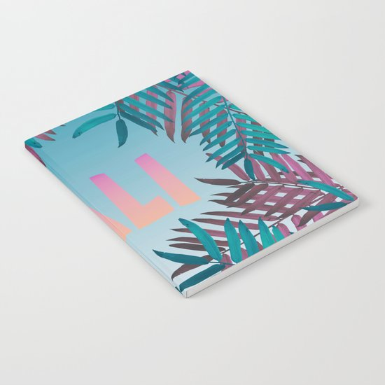 CALI VIBES Notebook