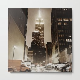 Empire. Metal Print