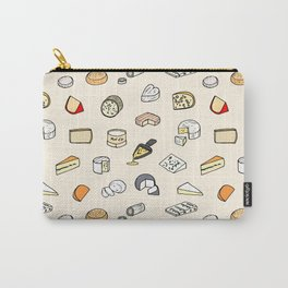 Cheese pattern Carry-All Pouch
