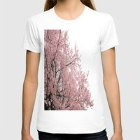 cherry blossoms T-shirts featuring cherry blossoms by 2sweet4words Designs