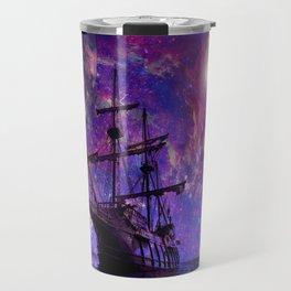 Sailing the Galaxy Travel Mug