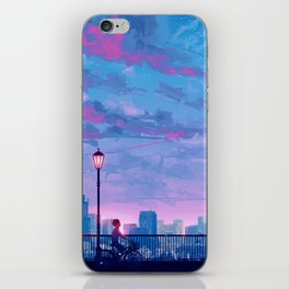 Let's Go Home iPhone Skin