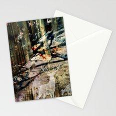 Snow Borne Sorrow Stationery Cards