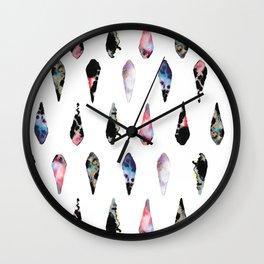 Rock Chandeliers Wall Clock
