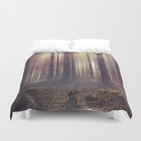 justin timberlake Duvet Covers featuring This isn´t yours by HappyMelvin