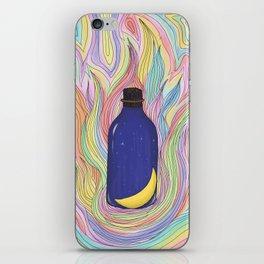 Night On Fire iPhone Skin