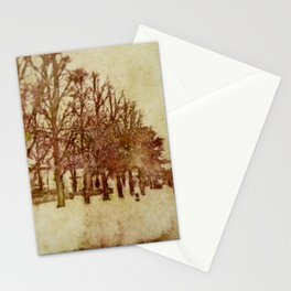 Memory Lane IV Stationery Cards