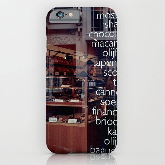 At the bakers iPhone & iPod Case