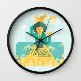 il minollo Wall Clock