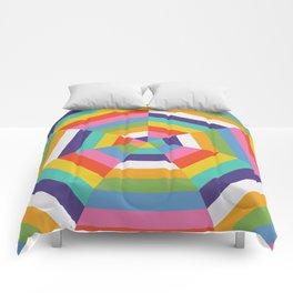 Heptagon Quilt 4 Comforters
