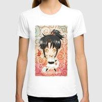 chibi T-shirts featuring Chibi Ashura by Neo Crystal Tokyo