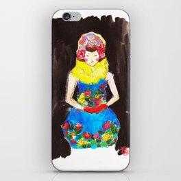 Russian Doll iPhone Skin