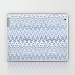 Zigzag Retro Laptop & iPad Skin