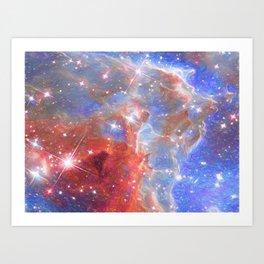 Star Factory Art Print