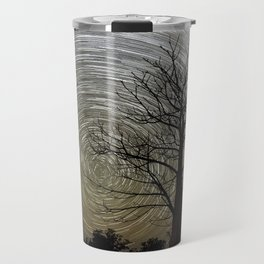 Star trails in the Outback Travel Mug