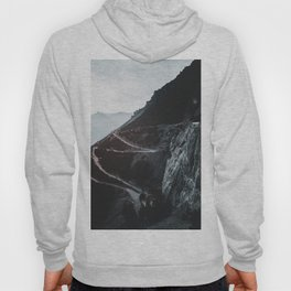 Roads of the Mountain (Color) Hoody