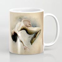 mom Mugs featuring Mom by Subcon