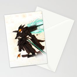 Over Flag Stationery Cards