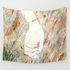 Perfume #2 Wall Tapestry