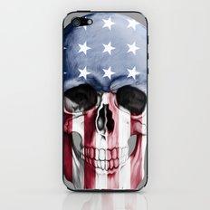 American Skull iPhone & iPod Skin