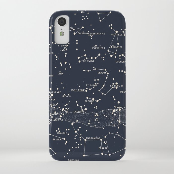 Carte du Ciel I iPhone Case