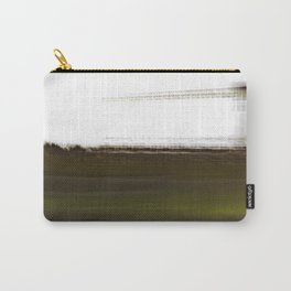 The World Coming Undone Carry-All Pouch