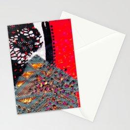 Shocking autumn house Stationery Cards