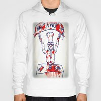swedish Hoodies featuring Swedish Chef Unrated by Jussi Lovewell
