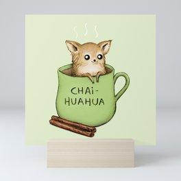 Chaihuahua Mini Art Print