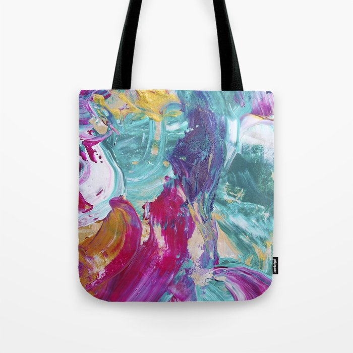 Abstract painting 5 Tote Bag
