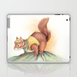 What if...?? Squirrels are sheriffs Laptop & iPad Skin