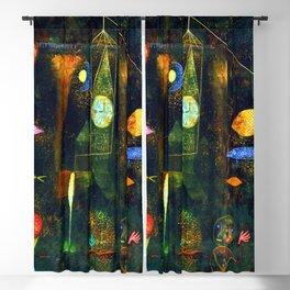 Paul Klee Fish Magic Blackout Curtain