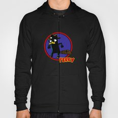 Perry The Platypus as Dick Tracy Hoody