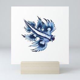 Glaucus atlanticus Mini Art Print