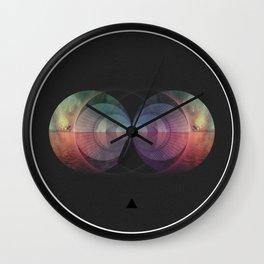 ∆ cosmic order Wall Clock
