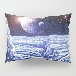 Frost Moon Pillow Sham